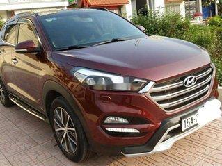 Cần bán gấp Hyundai Tucson sản xuất 2016, nhập khẩu, giá mềm