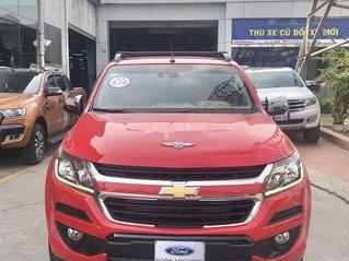 Bán Chevrolet Colorado đời 2017, màu đỏ, xe nhập