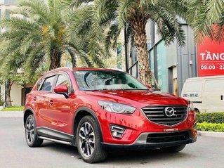 Bán ô tô Mazda CX 5 năm sản xuất 2016, màu đỏ