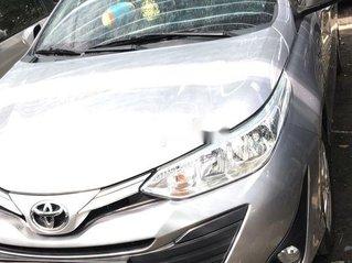 Cần bán xe Toyota Vios năm 2019, màu bạc, nhập khẩu