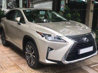 Cần bán xe Lexus RX sản xuất năm 2018, nhập khẩu còn mới
