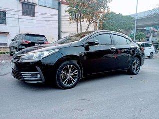 Bán Toyota Corolla Altis đời 2019, màu đen chính chủ, giá 735tr