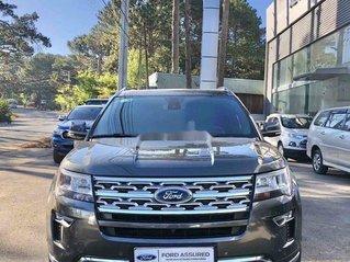 Bán ô tô Ford Explorer đời 2019, màu xám, xe nhập