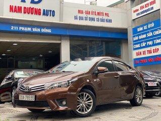 Cần bán xe Toyota Corolla Altis năm sản xuất 2015 còn mới