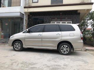 Toyota Innova 2.0E sản xuất năm 2016, biển Hà Nội, xe được bảo dưỡng đầy đặn