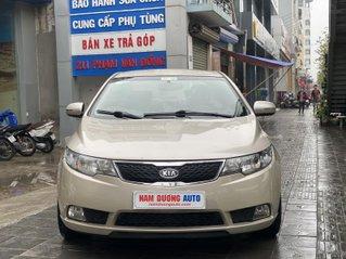 Bán xe Kia Forte đăng ký lần đầu 2011, màu kem (be), xe nhập, giá chỉ 315 triệu đồng