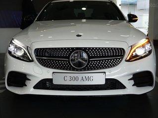 Mercedes C300 AMG 2021, giảm tiền mặt trực tiếp cùng quà tặng hấp dẫn