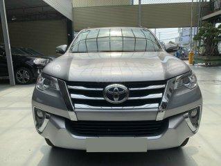 Bán xe Toyota Fortuner AT 2.7 2017 máy xăng