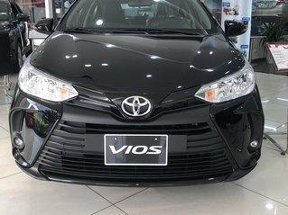 Bán Toyota Vios 1.5MT, chương trình khuyến mãi tốt, lăn bánh chỉ 128 triệu
