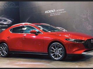 Bán ô tô All New Mazda 3 Sport, hỗ trợ 80%, hồ sơ nhanh