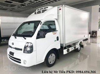Xe tải Kia Thaco K200 tải 1 tấn nâng tải 1.4 tấn giá tốt, hỗ trợ trả góp, hỗ trợ tại nhà