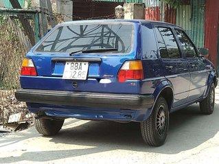 Cần bán gấp Volkswagen Golf 1989, màu xanh lam