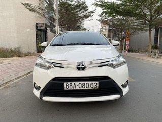 Bán Toyota Vios sản xuất năm 2017 giá cạnh tranh