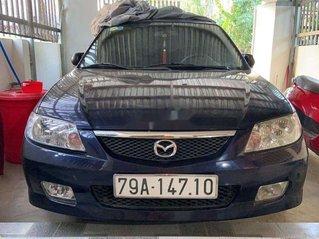 Cần bán xe Mazda 323 đời 2017, màu xanh lam chính chủ, giá chỉ 210 triệu