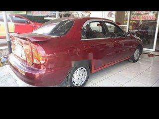 Xe Daewoo Lanos đời 2002, màu đỏ còn mới, giá tốt
