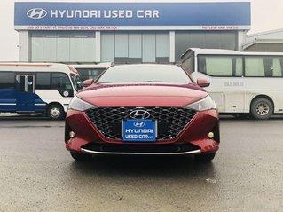 Xe Hyundai Accent 1.4AT năm 2021, màu đỏ giá cạnh tranh