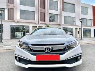 Bán Honda Civic 1.5 G sản xuất 2020, màu trắng