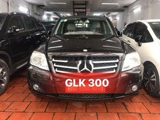 Bán Mercedes GLK Class sản xuất 2009, màu đen