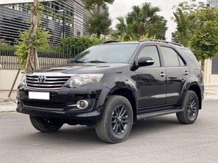 Bán xe Toyota Fortuner đời 2015, màu đen, giá chỉ 665 triệu