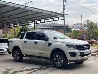 Cần bán Ford Ranger 2018, màu trắng, nhập khẩu nguyên chiếc