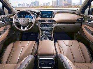 Hyundai Santafe sản xuất 2020, khuyến mãi khủng lên đến 100 triệu