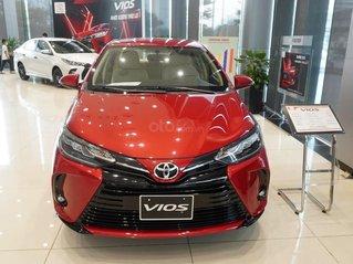 Sự kiện ra mắt mẫu xe Toyota Vios 2021, đã sẵn sàng chào đón quý khách tại Toyota Mỹ Đình