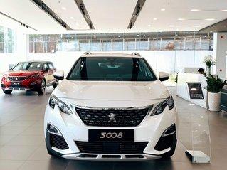 [Bình Dương] Peugeot 3008 All new 2021 - xe giao ngay - ưu đãi giá tốt nhất miền Nam