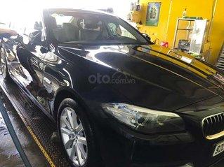 Cần bán lại xe BMW 5 Series 520i đời 2016, màu đen, xe nhập còn mới