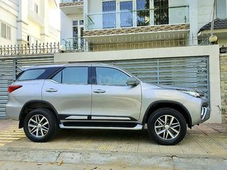 Cần bán Toyota Fortuner đời 2019, màu bạc, nhập khẩu