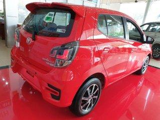Toyota Wigo 2021 - nhận xe chỉ với 80tr - hỗ trợ góp lãi suất ưu đãi chỉ 5tr/tháng - đủ màu giao ngay