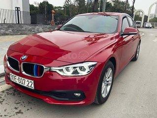 Bán ô tô BMW 3 Series 320i năm 2016, màu đỏ, xe nhập