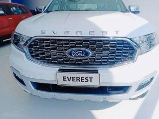 Ford Everest Titanium - Tưng bừng khai trương Đại lý Quận 9