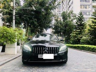 Mercedes-Benz C 200 2019 độ full AMG, còn bảo hành tại hãng