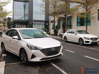Hyundai Accent 1.4AT đặc biệt 2021, giá tốt nhất tháng 03, hỗ trợ vay tối đa giá trị xe, đủ màu giao ngay cùng nhiều phần quà hấp dẫn