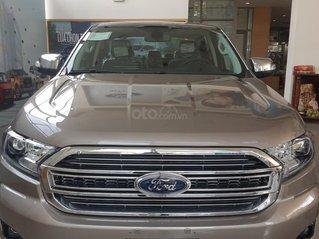 Bán ô tô Ford Ranger XLT Limited 2021, giảm tiền mặt, tặng option chính hãng