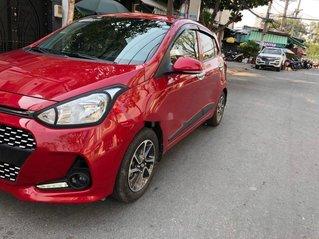 Xe Hyundai Grand i10 năm 2019, màu đỏ