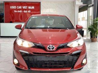 Bán xe Toyota Yaris năm sản xuất 2018, nhập khẩu nguyên chiếc còn mới, 608 triệu