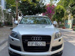 Bán Audi Q7 năm 2007, màu bạc, xe nhập chính chủ, giá tốt