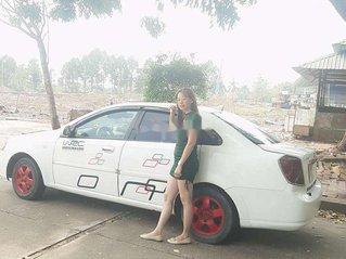 Bán Daewoo Lacetti sản xuất 2005, màu trắng, xe chính chủ