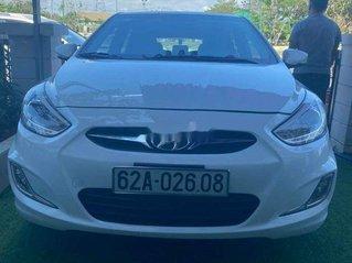 Bán Hyundai Accent sản xuất năm 2014, màu trắng, xe nhập