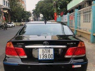 Bán Toyota Camry đời 2005, màu đen chính chủ