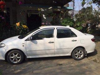Cần bán Toyota Vios đời 2007, màu trắng còn mới