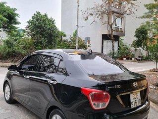 Bán Hyundai Grand i10 đời 2016, màu đen, nhập khẩu