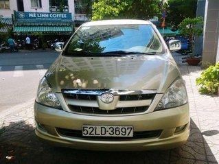 Cần bán xe Toyota Innova năm 2008, xe chính chủ, giá ưu đãi