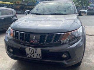 Bán Mitsubishi Triton sản xuất năm 2020, màu xám, nhập khẩu
