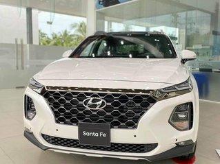Hyundai Santa Fe sản xuất năm 2020 tặng bảo hiểm vật chất và bảo hành chính hãng 5 năm