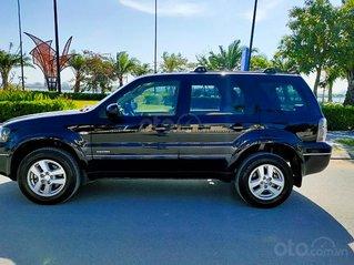 Bán Ford Escape đời 2008, màu đen, giá cạnh tranh