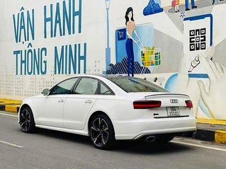 Cần bán xe Audi A6 năm 2015, màu trắng, xe nhập
