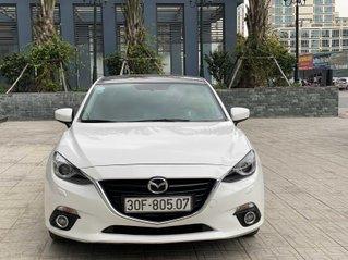 Mazda 3 2.0L AT SD 2017 màu trắng Hà Nội