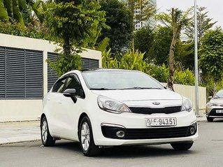 Bán Kia Rio 1.4 AT 2016, màu trắng, xe nhập chính chủ